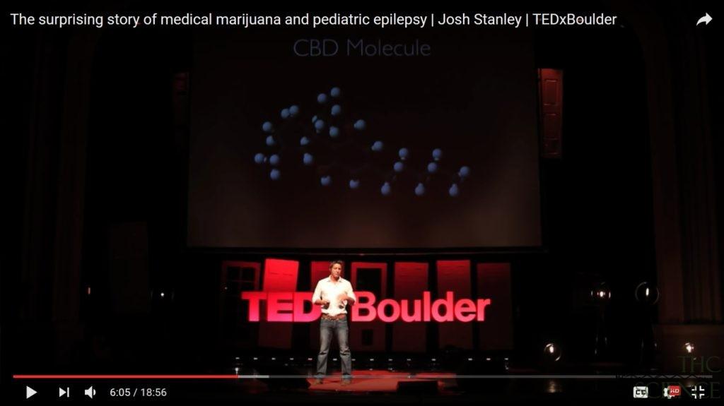 josh stanley tedxBoulder 2013